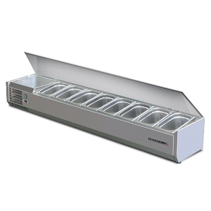 Холодильная настольная витрина Topping 1800 G