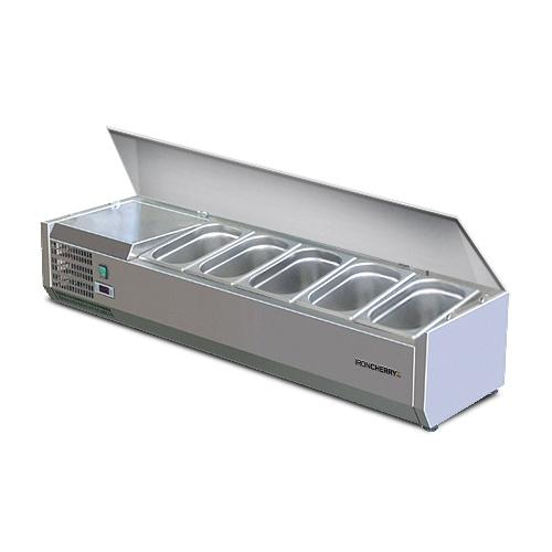 Холодильная настольная витрина Topping 1200 G