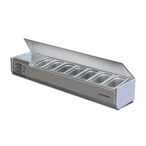 Холодильная настольная витрина Topping 1500 G