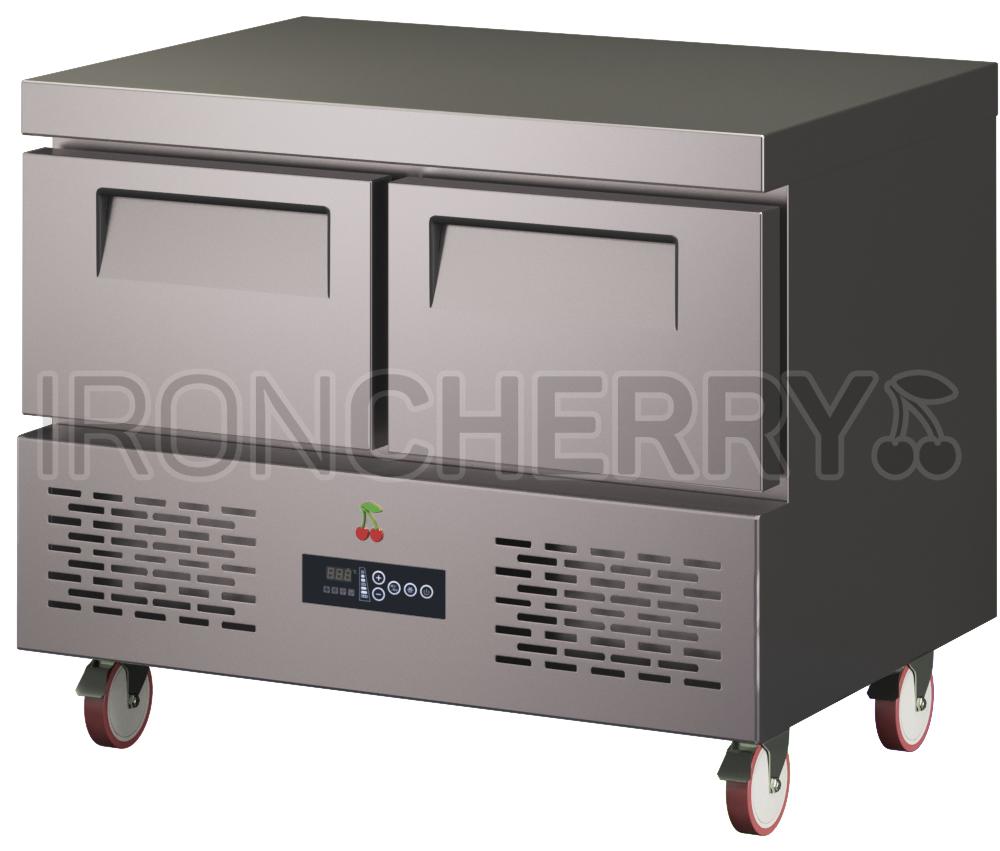 Рабочий холодильный стол Berry Bottom