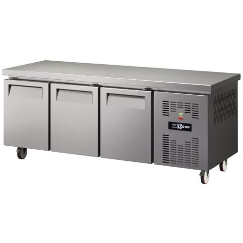 Рабочий холодильный стол Berry 3