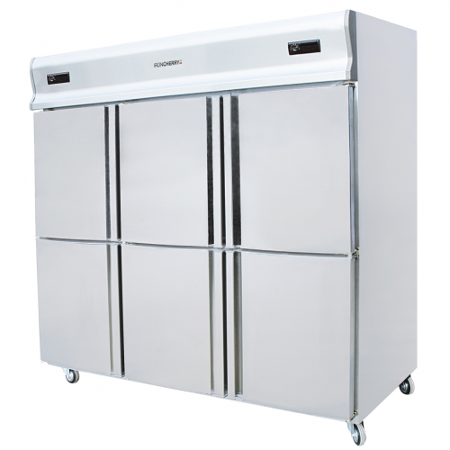 Холодильно-морозильный шкаф Eco Root Combo 6