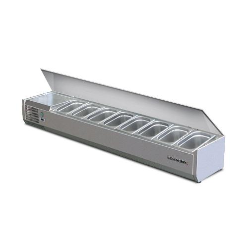 Холодильная настольная витрина Topping 1800 S