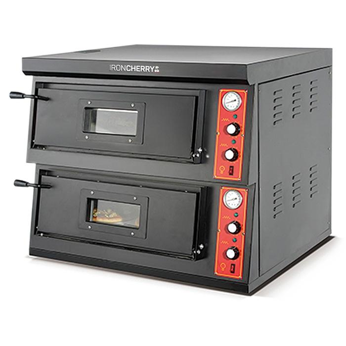 Печь для пиццы газовая Pizza Oven 2-6